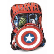 Marvel Captain America Avengers School Bag