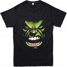 The Incredible Hulk Smash Angry T-shirt