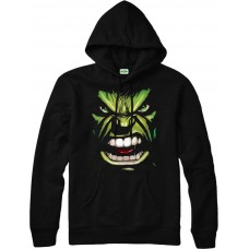 The Incredible Hulk Smash Angry Kids Hoodie