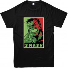 Hulk Smash Avenger Inspired Design Top T-shirt
