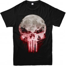 Punisher Moon Kids T-shirt