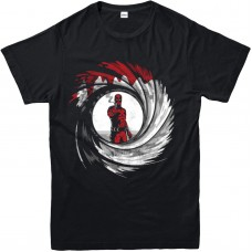 Deadpool 007 Bond Kids T-shirt