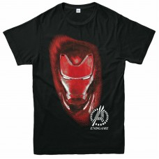 Iron Man Avengers Endgame Warrior T-Shirt