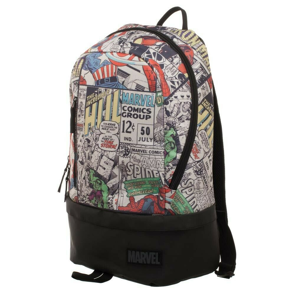 Marvel Avengers Retro Backpack School Bag