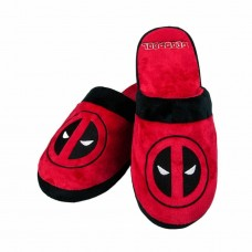 Deadpool Marvel Red Mule Slippers