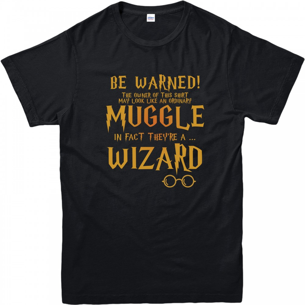 Harry Potter Be Warned Kids T-shirt