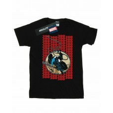 Marvel Universe Spider-Man Pixelated Cover Mens T-Shirt