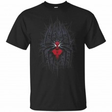 Marvel Spider Man Far from Home Logo T-shirt