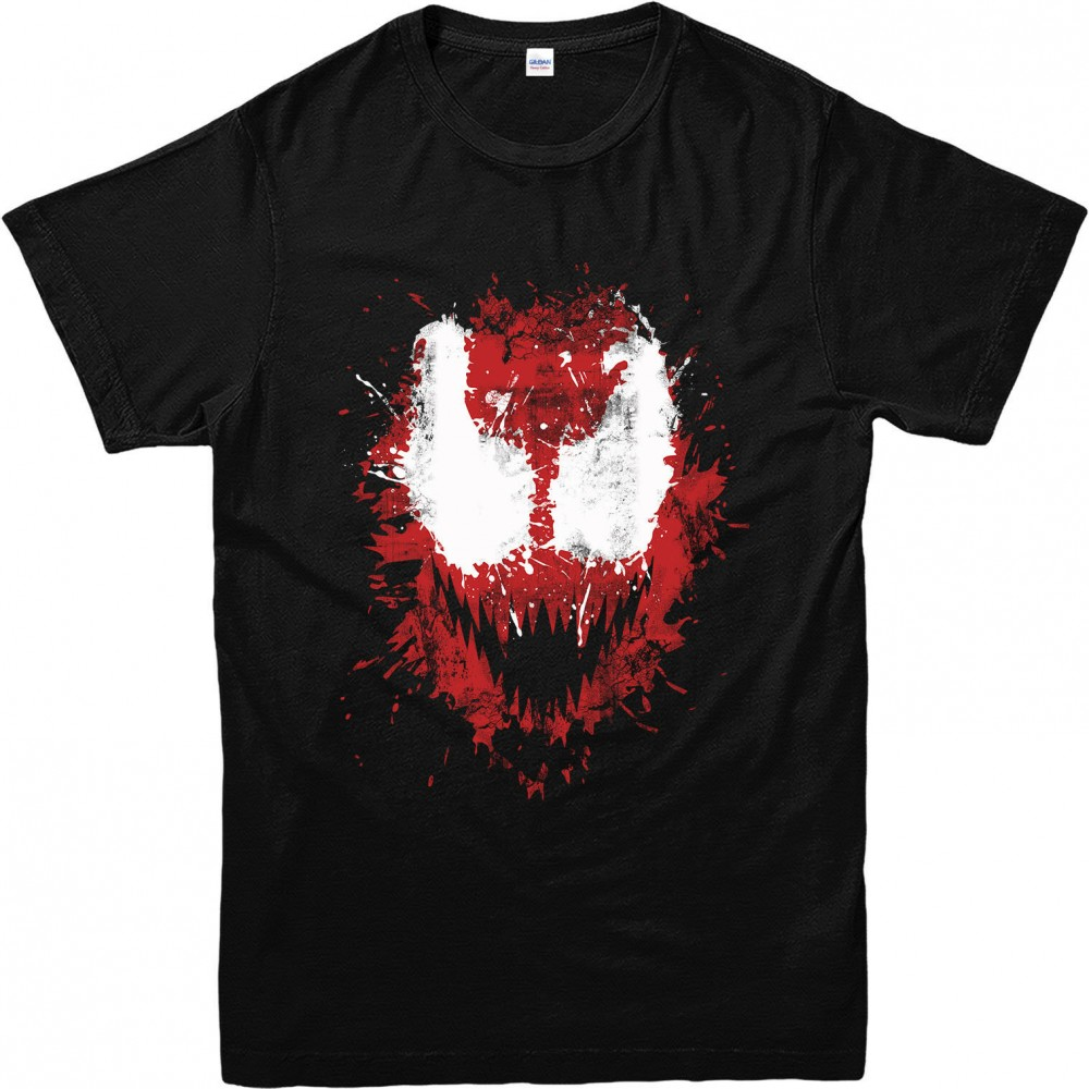 Venom Marvel Carnage Splash Men's T-shirt