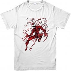Carnage Crazy Venom Marvel T-shirt